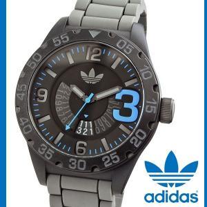 エコバッグ付 アディダス オリジナルス 腕時計 メンズ 時計 ニューバーグ ボーイズ adh2964|riverall-men
