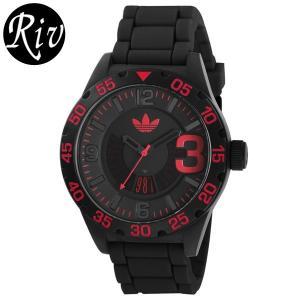 エコバッグ付 [厳選]アディダス adidas 腕時計 ニューバーグ メンズ adh2965|riverall-men