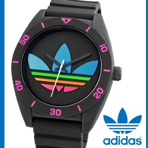 エコバッグ付 アディダスオリジナルス 腕時計 時計 サンティアゴ レディース ボーイズ adh2970|riverall-men