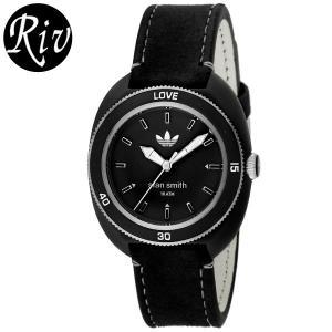 エコバッグ付 [厳選]アディダス adidas 腕時計 スタンスミス メンズ adh3181|riverall-men