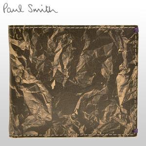 ポイント3%還元 ポールスミス Paul Smith 財布 メンズ 二つ折り財布 AGXA1033|riverall-men