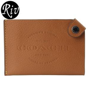 コーチ COACH カードケース 名刺入れ メンズ f24659 アウトレット riverall-men