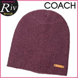 コーチ COACH ニット帽 レディース 帽子 新作 F86028|riverall-men