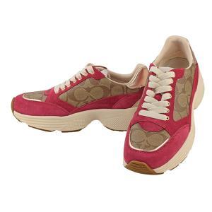 全品ポイント5倍 25日限定 コーチ COACH スニーカー 靴 シグネチャー アウトレット fg4265 riverall-men