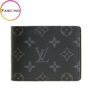 ルイヴィトン LOUIS VUITTON 財布 折財布 二つ折り 札入れ メンズ m61695 riverall-men