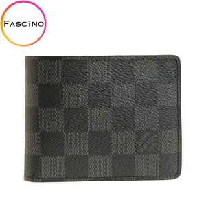 ルイヴィトン LOUIS VUITTON 財布 二つ折り財布 札入れ LV メンズ n63261 riverall-men