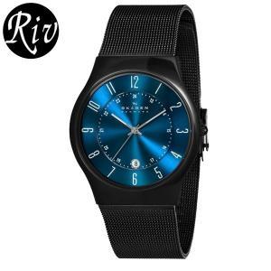 [厳選]スカーゲン SKAGEN 腕時計 メンズ t233xltmn riverall-men