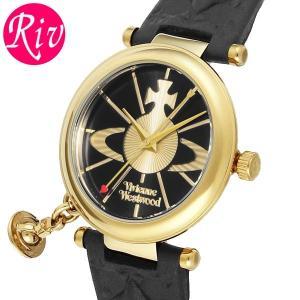 [厳選]ヴィヴィアン・ウエストウッド Vivienne Westwood 腕時計 レディース vv006bkgd riverall-men