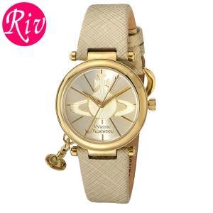 [厳選]ヴィヴィアン・ウエストウッド Vivienne Westwood 腕時計 レディース vv006gdcm riverall-men