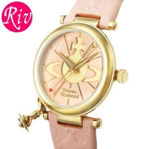 [厳選]ヴィヴィアン・ウエストウッド Vivienne Westwood 腕時計 レディース vv006pkpk riverall-men