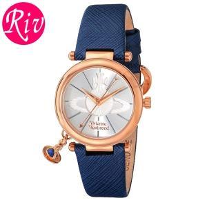 [厳選]ヴィヴィアン・ウエストウッド Vivienne Westwood 腕時計 レディース vv006rsbl riverall-men