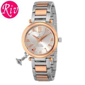 [厳選]ヴィヴィアン・ウエストウッド Vivienne Westwood 腕時計 レディース vv006rssl riverall-men
