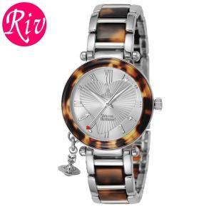 [厳選]ヴィヴィアン・ウエストウッド Vivienne Westwood 腕時計 レディース vv006slbr riverall-men