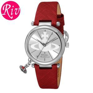 [厳選]ヴィヴィアン・ウエストウッド Vivienne Westwood 腕時計 レディース vv006ssrd riverall-men