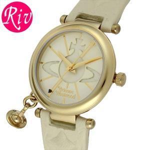 [厳選]ヴィヴィアン・ウエストウッド Vivienne Westwood 腕時計 レディース vv006whwh riverall-men