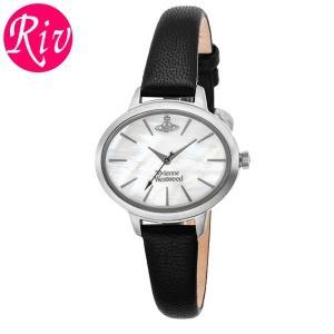 [厳選]ヴィヴィアン・ウエストウッド Vivienne Westwood 腕時計 レディース vv102slbk riverall-men