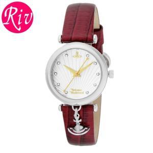 [厳選]ヴィヴィアン・ウエストウッド Vivienne Westwood 腕時計 レディース vv108whrd riverall-men
