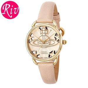 [厳選]ヴィヴィアン・ウエストウッド Vivienne Westwood 腕時計 レディース vv163bgpk riverall-men