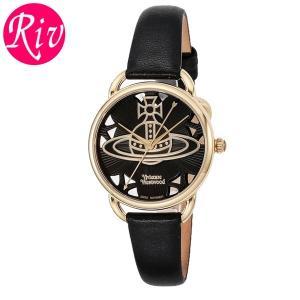 [厳選]ヴィヴィアン・ウエストウッド Vivienne Westwood 腕時計 レディース vv163bkbk riverall-men
