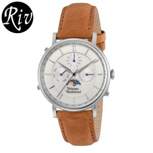 [厳選]ヴィヴィアン・ウエストウッド Vivienne Westwood 腕時計 メンズ vv164sltn riverall-men