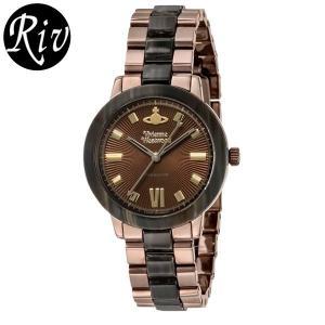[厳選]ヴィヴィアン・ウエストウッド Vivienne Westwood 腕時計 レディース vv165brbr riverall-men