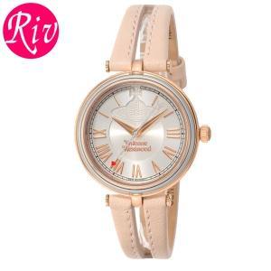 [厳選]ヴィヴィアン・ウエストウッド Vivienne Westwood 腕時計 レディース vv168slpk riverall-men
