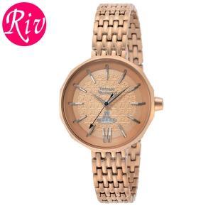 [厳選]ヴィヴィアン・ウエストウッド Vivienne Westwood 腕時計 レディース vv171nunu riverall-men