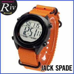 全品ポイント5倍 25日限定 スペシャルセール ジャックスペード JACK SPADE 時計 腕時計 メンズ wuru0168|riverall-men