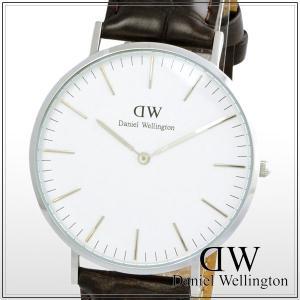 スペシャルセール ダニエルウェリントン Daniel Wellington Classic York 40mm メンズ 腕時計 0211dw