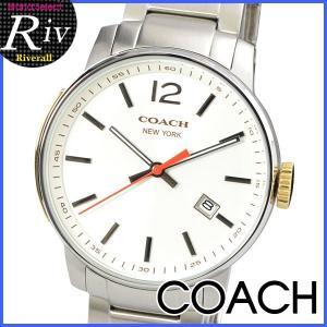 16ace97a15dd スペシャルセール コーチ COACH 時計 父の日 プレゼント メンズ ブリーカー 40mm 腕時計 14601523