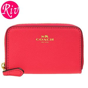 cdbe82a22eb9 コーチ/COACH コインケース 小銭入れ 小さめバッグにも収納できる二つ折り財布