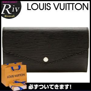[厳選]ルイヴィトン 財布 LOUIS VUITTON 長財布 ポルトフォイユ・サラ エピ m60582|riverall