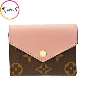 ルイヴィトン/LOUIS VUITTON   サイフ   財布 ポルトフォイユ・ゾエ小さなバッグやク...
