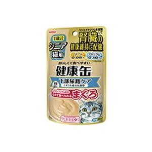 【アイシア】シニア猫用 健康缶パウチ 下部尿路ケア 40g