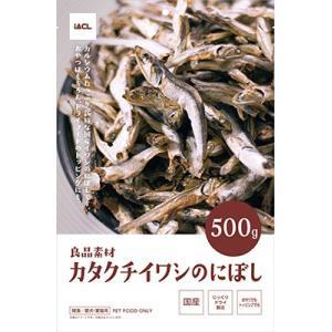 【イトウ&カンパニー】良品素材 カタクチイワシのにぼし 500g|riverside