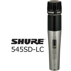 SHURE 楽器用クラシック・マイクロホン 545SD-LC|rizing