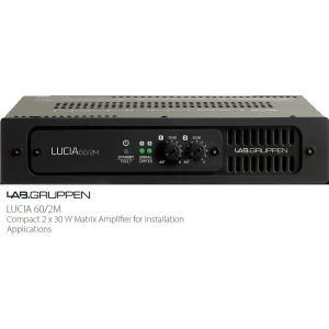 LAB.GRUPPEN(ラブグルッペン) Luciaシリーズパワーアンプ マトリックスモデル Lucia60/2M|rizing
