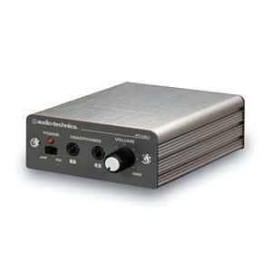 audio-technica ヘッドホンアンプ AT-HA2|rizing