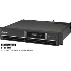 DYNACORD Cシリーズ固定設備向けパワーアンプ C1300FDi|rizing