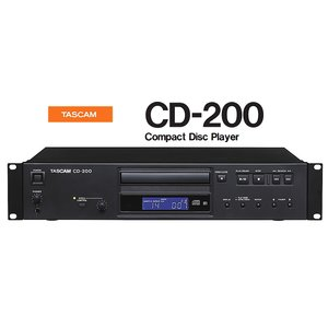 TASCAM CD PLAYER CD-200 rizing