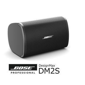 BOSE/ボーズ DesignMax DM2S(ペア販売)BLK(ブラック)Uブラケット付き DM2S|rizing