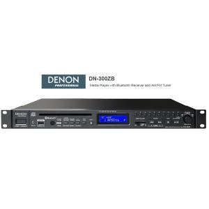 DENON CD・SD/USB、Bluetoothレシーバー&AM/FMチューナー DN-300ZB rizing