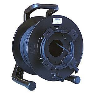BELDEN/ベルデン CAT5e SF/UTP (STP) イーサコンケーブル (リールセットモデル) ブラック 60m ET-74003-B-60/R rizing