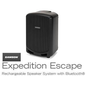 SAMSON/サムソン EXPEDITION ESCAPE 充電式Bluetooth対応 ポータブルPA|rizing