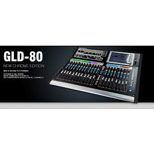 ALLEN&HEATH(A&H)/アレン&ヒース(アレヒ) コンパクト・デジタルミキサー GLD2-080(GLD-80)|rizing