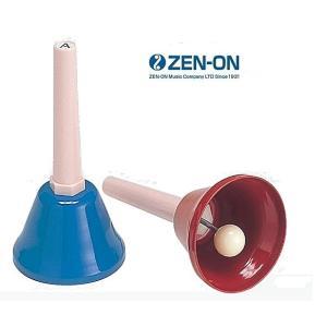 ゼンオン/全音 ミュージックベル・レインボー・カラー 23音セット MB-C-23|rizing