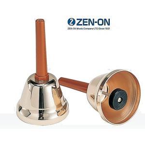 ゼンオン/全音 ミュージックベル・ゴールドエクセレント 12音セット MB-GEN-12|rizing