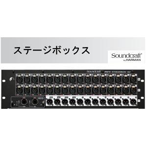 CAT5ケーブル用 32マイク/ライン入力、8ライン出力、4AES/EBU出力(8ch) Mini ...