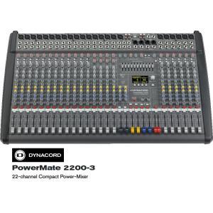 DYNACORD/ダイナコード POWERMATE 2200-3 パワーメイト|rizing
