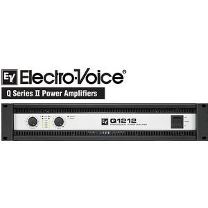 EV/エレクトロボイス Q1212 パワーアンプ|rizing